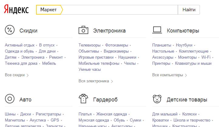 7c68fc4714e0 Размещение прайс-листов на товарных площадках Яндекс Маркет и Google ...